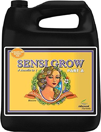 Sensi Grow Part - Advanced Nutrients pH Perfect Sensi Grow Part A Plant Nutrient, 4L