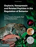 img - for Oxytocin, Vasopressin and Related Peptides in the Regulation of Behavior book / textbook / text book