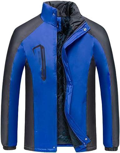 XFentech Chaqueta Impermeable Unisexo - Pesca Caza Camping Senderismo Transpirable Suave Escalada Chaqueta Exterior
