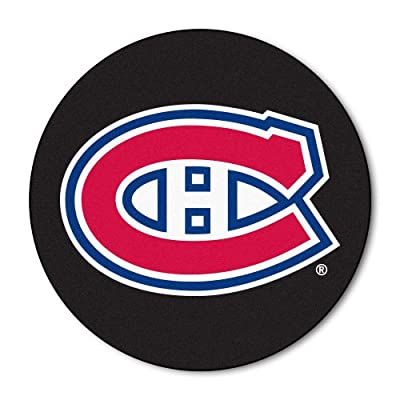 Fanmats NHL Montreal Canadiens Nylon Rug