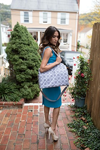 Sarah Wells Lizzy Breast Pump Bag (Gray) by Sarah Wells (Image #8)