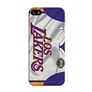 Cover For iphone 4s Los Angeles Lakers Nba Pattern Personalised Phone Case