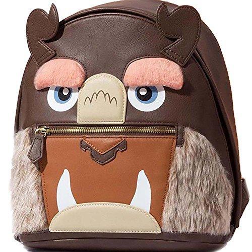 Backpack Nicole (Danielle Nicole X Disney Beauty And The Beast Backpack)