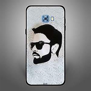 Samsung Galaxy C5 Virat Kohli Mask