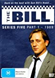 The Bill (ITV Drama) - Series 5 part 1 (DVD)