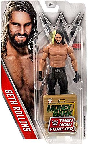 WWE, Basic Series, 2016 Then Now Forever, Seth Rollins Action Figure by WWE