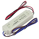 LEDwholesalers Constant Voltage Single Output Waterproof Switching Power Supply 12V, 36-Watt, 3270