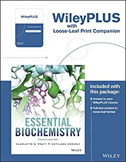 amazon com essential biochemistry 8580000251128 charlotte w rh amazon com Textbook Solution Manuals Physics Solutions Manual