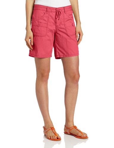 UNIONBAY Women's Channy Convertible Utility Short, Punch