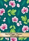 img - for See It Bigger Planner 2019 Calendar 7