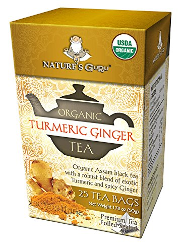 Expert choice for turmeric ginger tea kcups