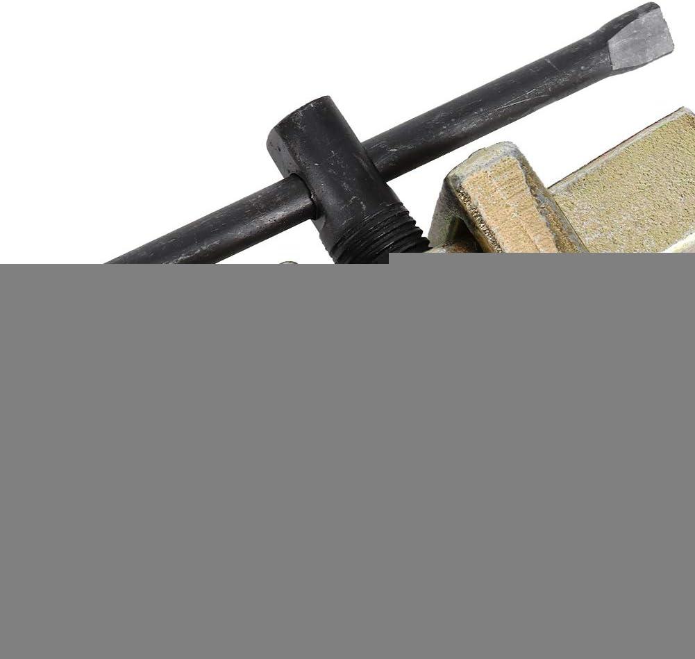 in acciaio al carbonio 2 cuscinetti per estrattore per ingranaggi Estrattore per smontaggio Puleggia Volano Due estrattori per ingranaggi a ganascia 2.5(35 * 45)