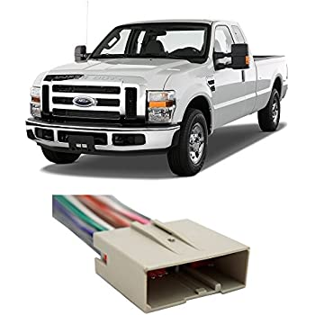 ford ranger 1998 2011 factory stereo to. Black Bedroom Furniture Sets. Home Design Ideas