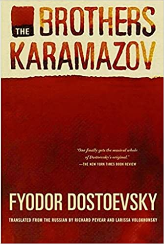 The Brothers Karamazov, best Russian classics