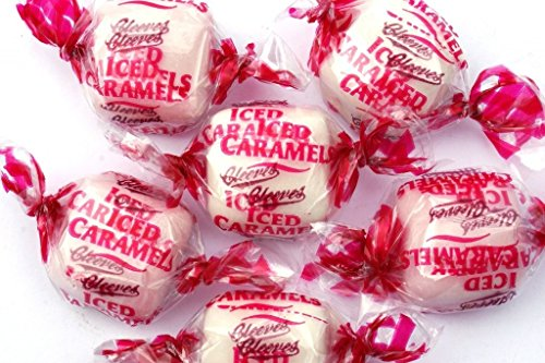 Cleeves Iced Caramels (454g) by Cleeves