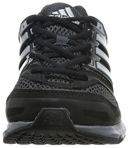 Multicolor Boost para Hombre Cblack adidas Exterior Zapatillas Questar Silvmt Dkgrey Deporte de M Sx0Czw5q