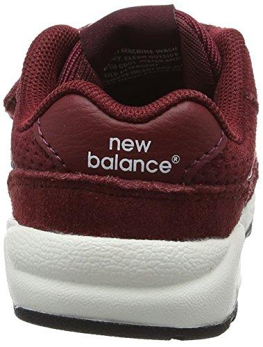 Balance Kv580 Baskets New Enfant Rouge Burgundy Mixte Zpw57Cq