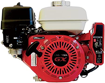 Amazon.com: Honda gx160qxe Gas Engine con Electric Start ...