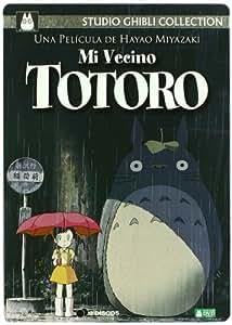 Mi vecino Totoro (Caja metalica) [DVD]