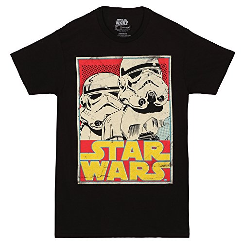 Star Wars Stormtrooper Adult T shirt