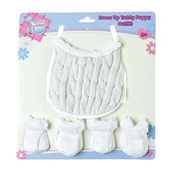 Dress Up Tatty Puppy Me to You School Coat /& Shoes Outfit Accessory