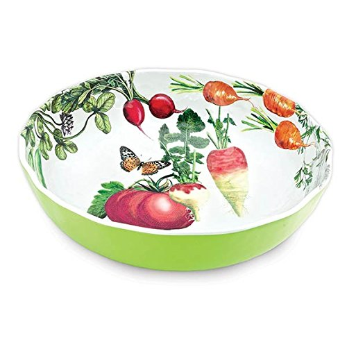 Michel Design Works Melamine Bistro Serving Bowl, 12