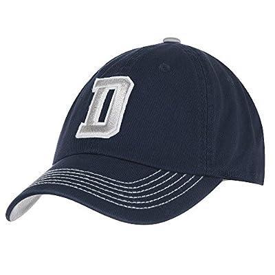 Dallas Cowboys Navy Bryson Adjustable Snapback Hat / Cap