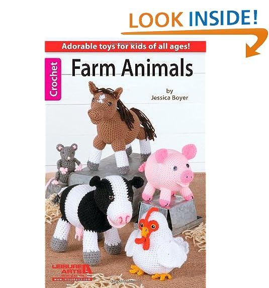 Crochet Animal Patterns Amazon