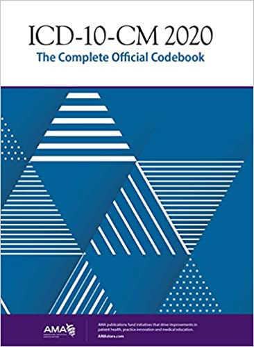 ICD 10 CM 2020 The Complete Official Codebook ICD 10 CM