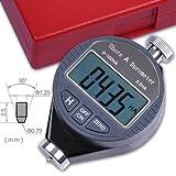 Portable Pocket Size Meter Shore A Durometer Scale Digital Hardness Tester
