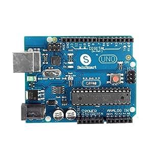 SainSmart UNO a Arduino , tarjeta de desarrollo ATmega328P CABLE USB * Incluye *