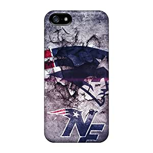 Iphone 5/5s XhU13727gmqE Allow Personal Design High Resolution New England Patriots Pictures Shock Absorbent Hard Cell-phone Cases -AnnaDubois
