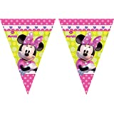 2.3m Disney Minnie Mouse Bunting Flags