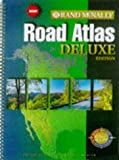Road Atlas Deluxe Wirebound, Rand McNally Staff, 0528840509