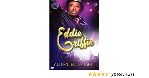 eddie griffin - you can tellem i said it - full مترجم