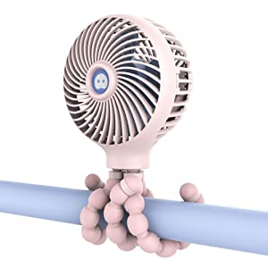WiHoo Mini Stroller Fan