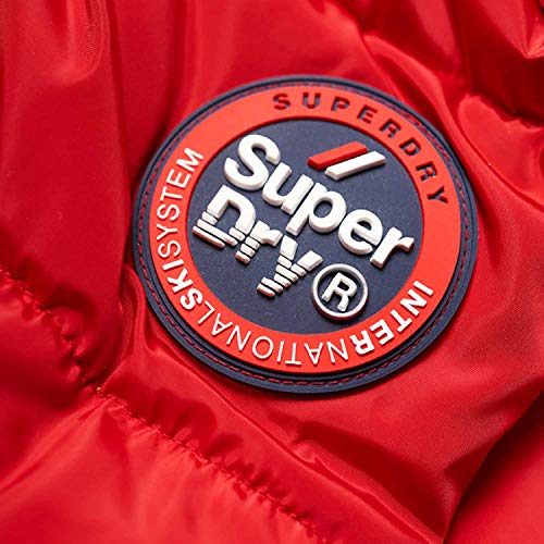 Giacca Giacca Rosso Rosso Rosso Streetwear per Donna Superdry w0gxq456g