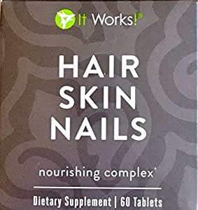 Amazon.com: It Works! Hair Skin Nail: Health & Personal Care