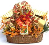 Autumn In Gold - Fall Gift Basket