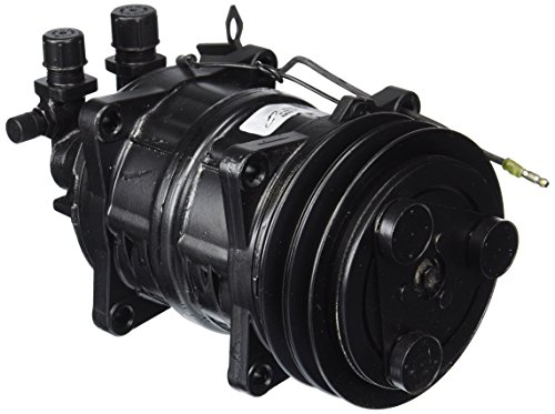 Four Seasons 57521 Remanufactured Compressor with Clutch 740 Air Conditioning Compressor