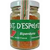 Piment d'Espelette - Red Chili Pepper Powder from France 1.41oz (3 PACK)