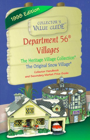 Department 56 Village Collector's Value Guide: 1998 from Brand: Checkerbee Pub