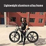 Adulto-Uomini-Fat-Tire-elettrica-Mountain-Bike-Biciclette-da-Neve-350W-Portatile-10Ah-Li-Battery-Beach-Cruiser-Biciclette-26-Pollici-Ruote