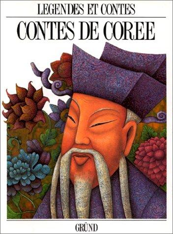 Couverture de Contes de coree