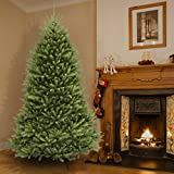 National Tree 7.5 Foot Dunhill Fir Christmas Tree, Hinged (DUH-75)