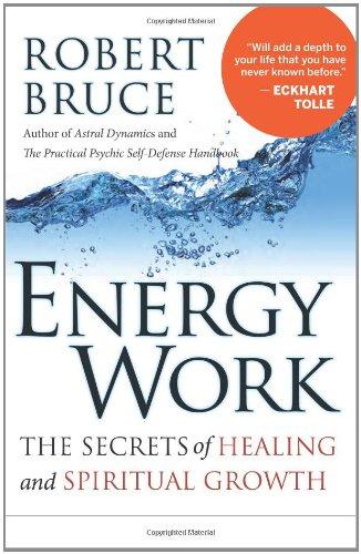 Energy Work Secrets Healing Spiritual