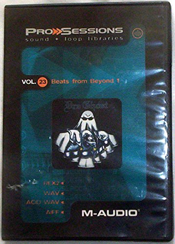 Pro Sessions Sound & Loop Libraries Volume 23 Beats From Beyond 1