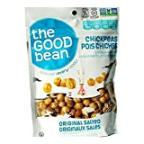 THE GOOD BEAN Original Salted Roasted Chickpeas, 70g