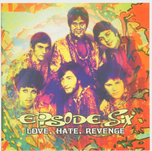 Love Hate Revenge: the Roots of Deep Purple by Castle