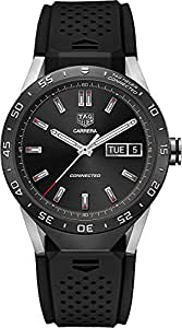 TAG Heuer CONNECTED Luxury Smart Watch (Android/iPhone) (Black)